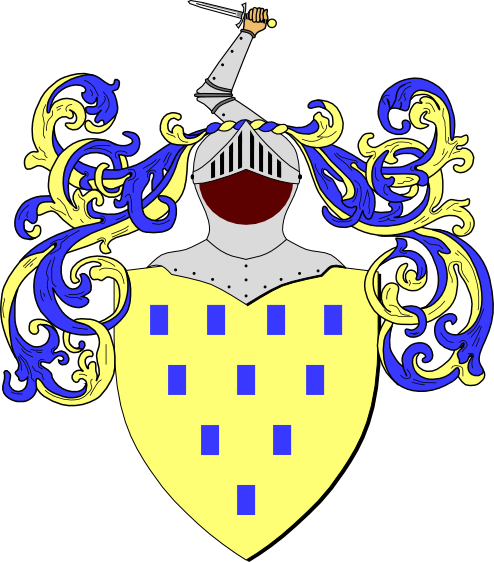Sir Stephen Gaselee - Arms